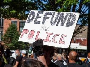 """Understanding """"Defund the Police"""" with Alex S. Vitale (with RYSEC)"""