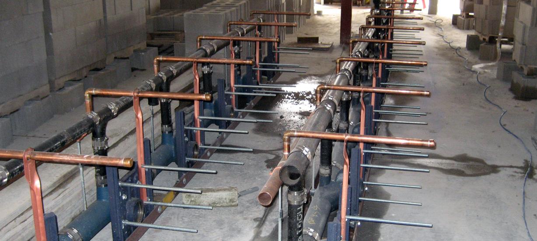 mechanical contractor services des moines
