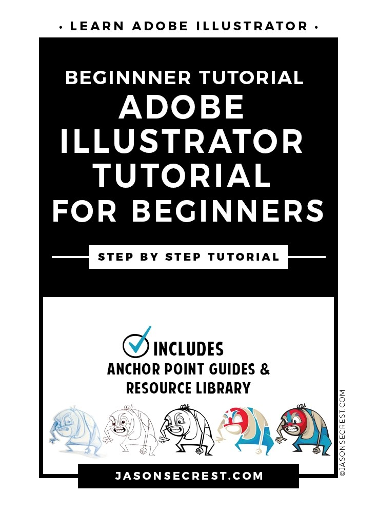 Adobe Illustrator Tutorial Beginners
