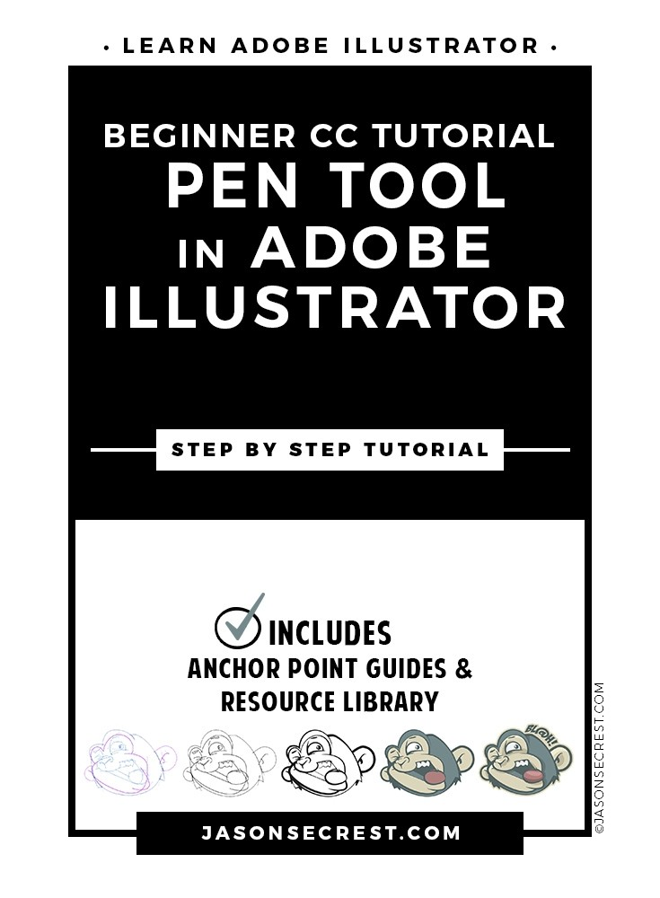 adobe illustrator cc tutorial pen tool