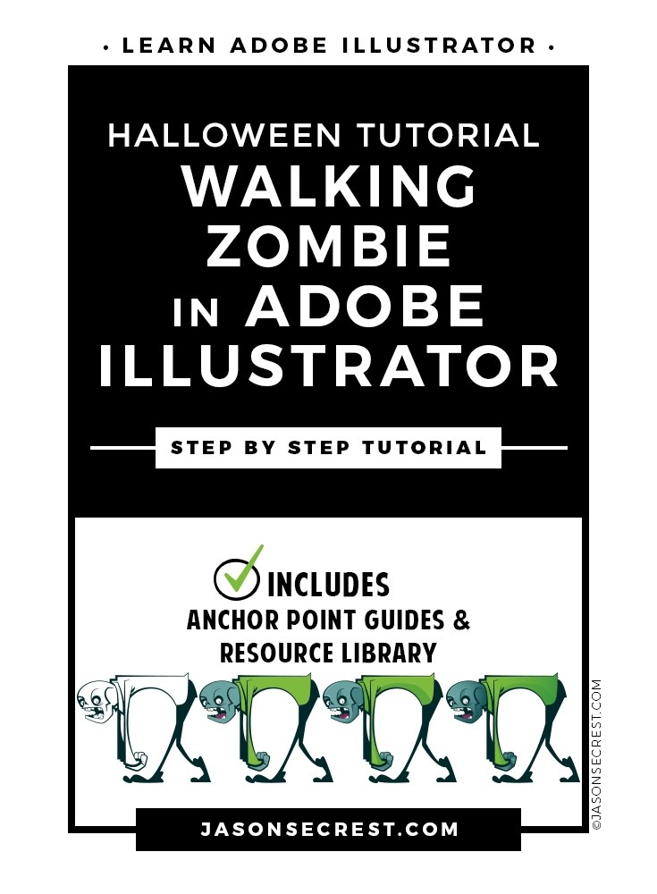 Adobe Illustrator CC Halloween Tutorial