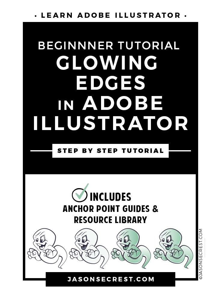 adobe-illustrator-tutorials-beginners-glowing-edges