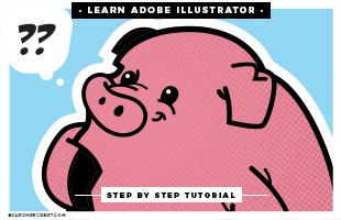 Cute Pig Sticker
