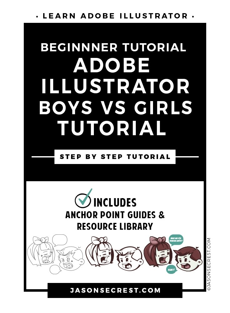 Step by Step Adobe Illustrator Tutorial for Beginners