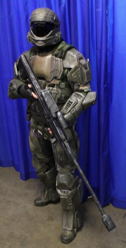 ODST soldier