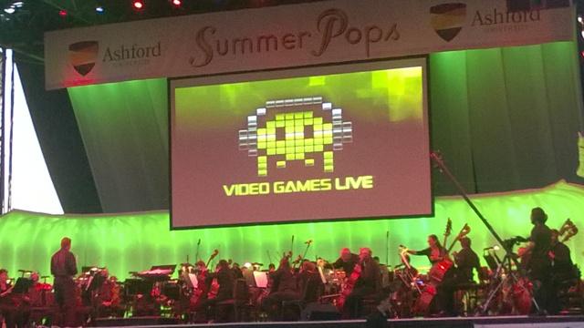 Video Games Live SDCC 2014