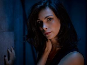 Morena Baccarin is back as Lee.