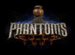 Phantoms haunted house at Nashville Nightmare