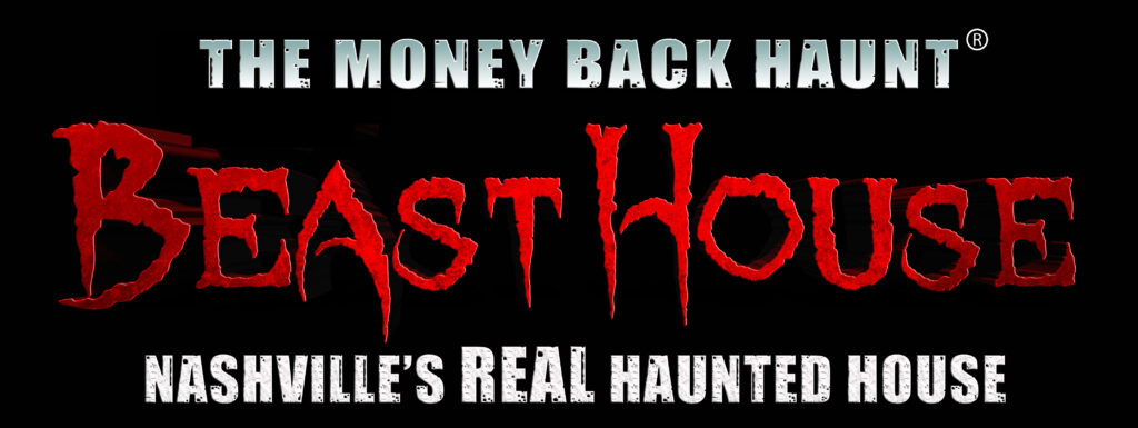 Beast House Haunted Attraction Nashville TN logo