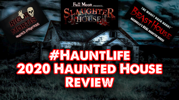 HauntLife 2020 Haunted House review