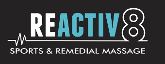 reactive8 alstonville remedial massage logo