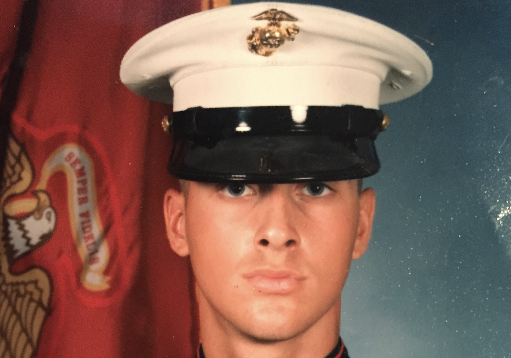 For Me, The Marine Corps Was a Suicide Mission