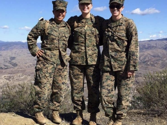 A Second Class Citizen: My Time as a Woman in the Marine Corps