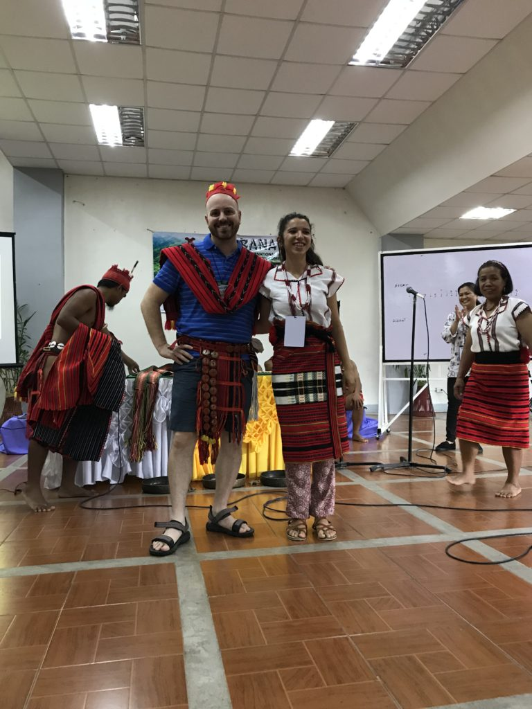 Men and Women's Ifugao Traditional Clothing