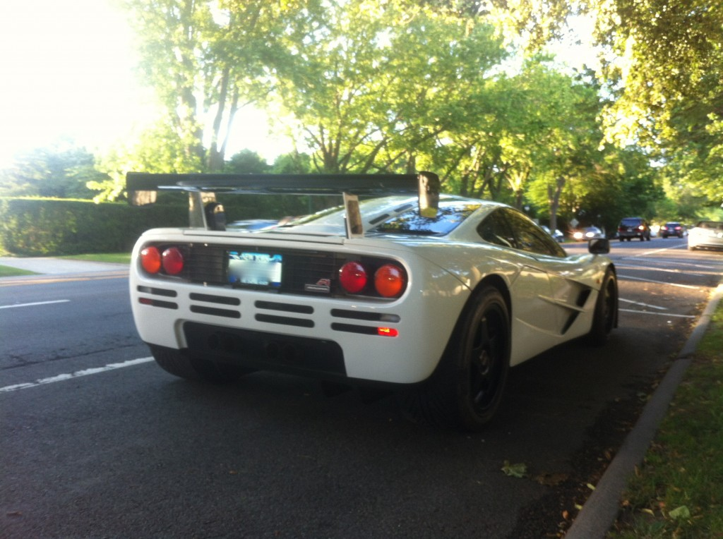 LOCATION SPOTTED: In front of Guild Hall-Main Street (East Hampton Village)