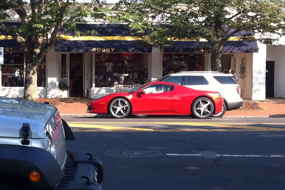 LOCATION SPOTTED: Rugby Ralph Lauren (East Hampton Town)