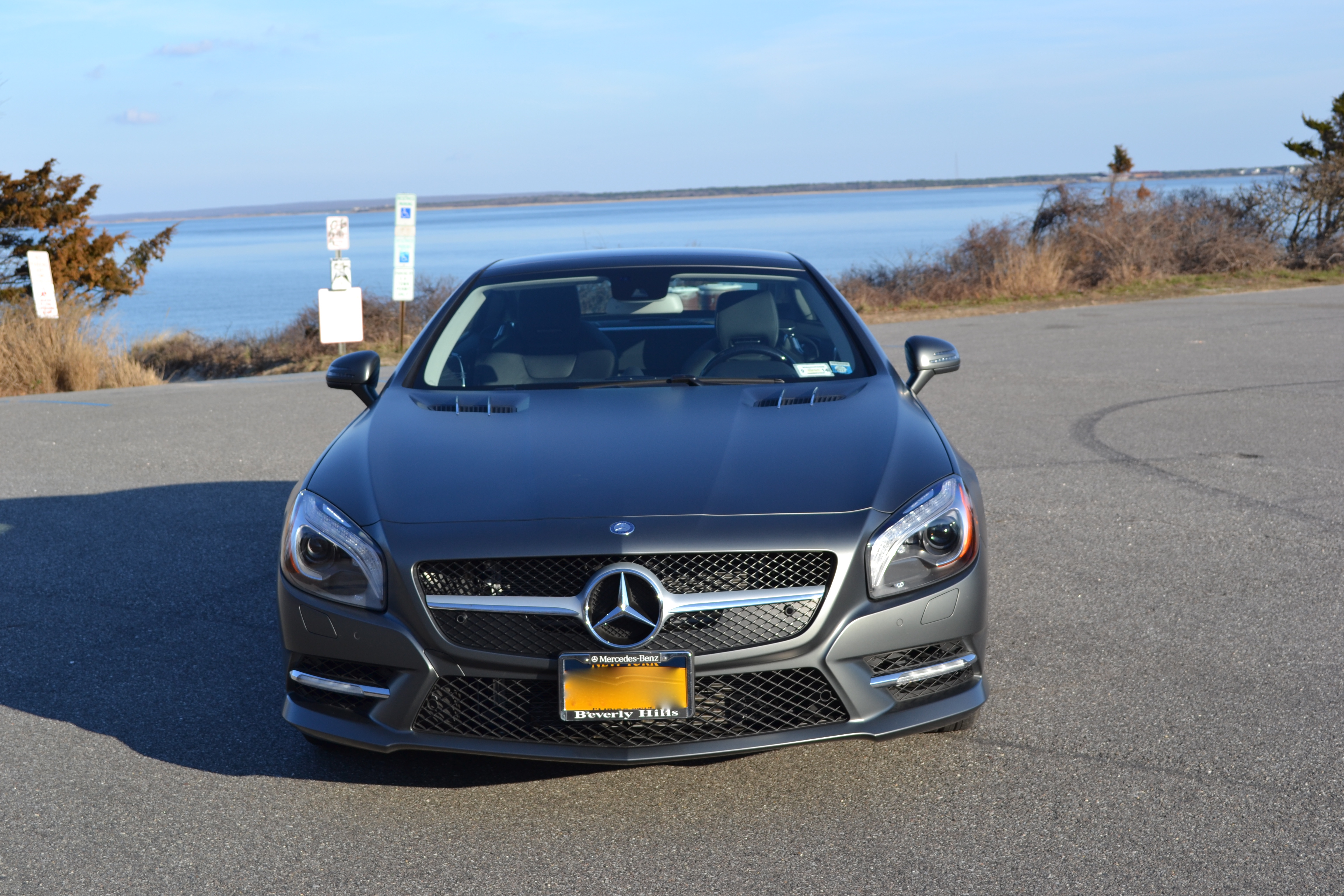 2013 SL550 Shadow Grey