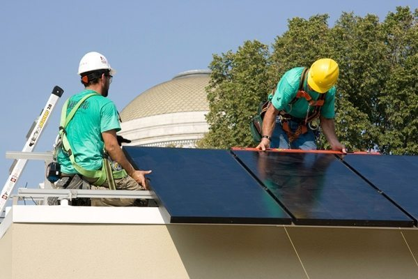 Rooftop Solar Power and Trees: Natural Partners (no, really)