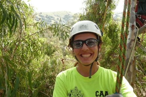 Go out on a limb – climb a tree!