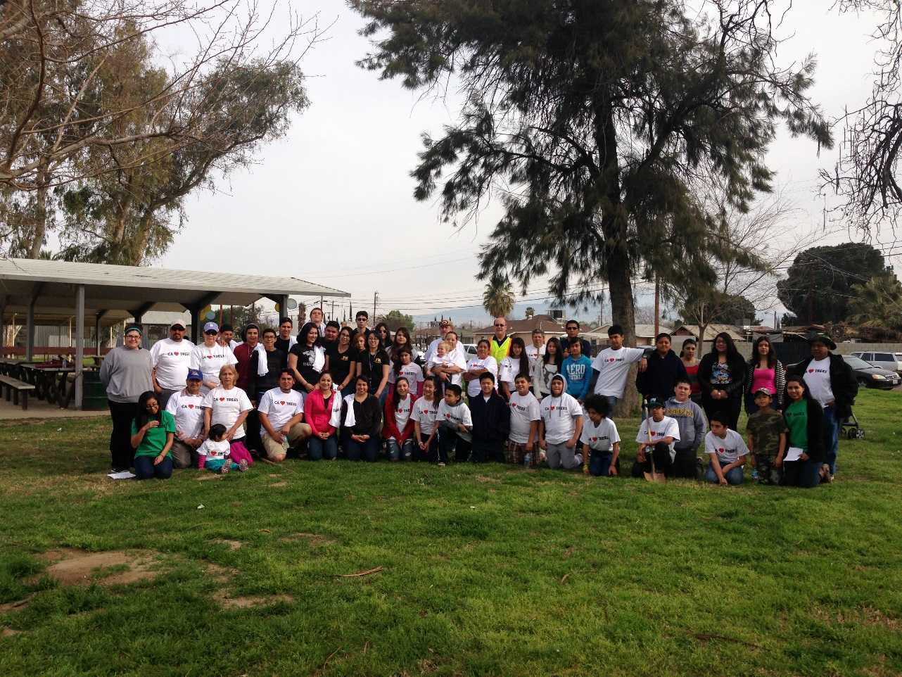 Invest From the Ground Up – Community Tree Planting Program a Huge Success
