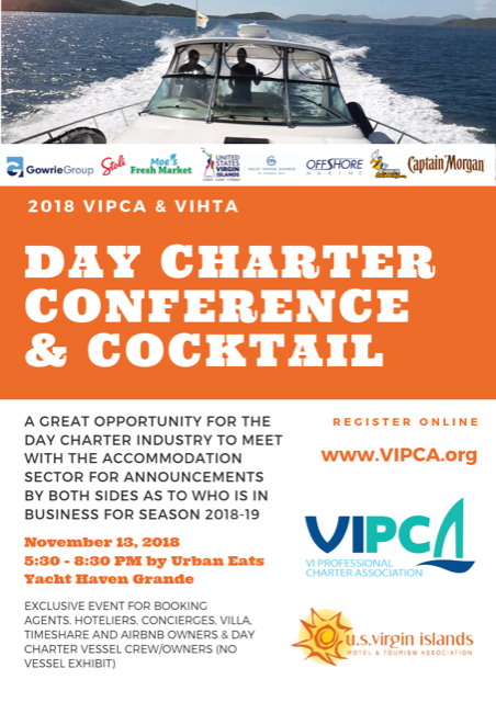 Day Charter Flyer