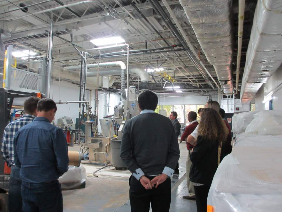 SPE Event at Polymers Center