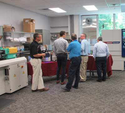 The Polymers Center Hosts A Two-Day Extrusion Event