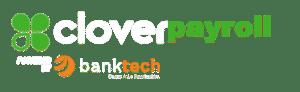 Clover payroll logo