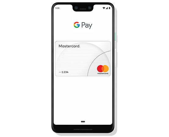 Google Pay Device BankTechPR