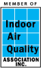 Member of Indoor Air Quality Assocation Inc.