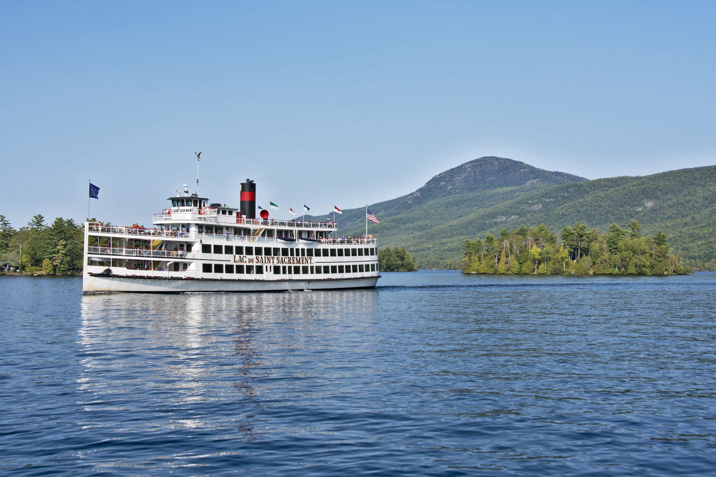 saint islands cruise