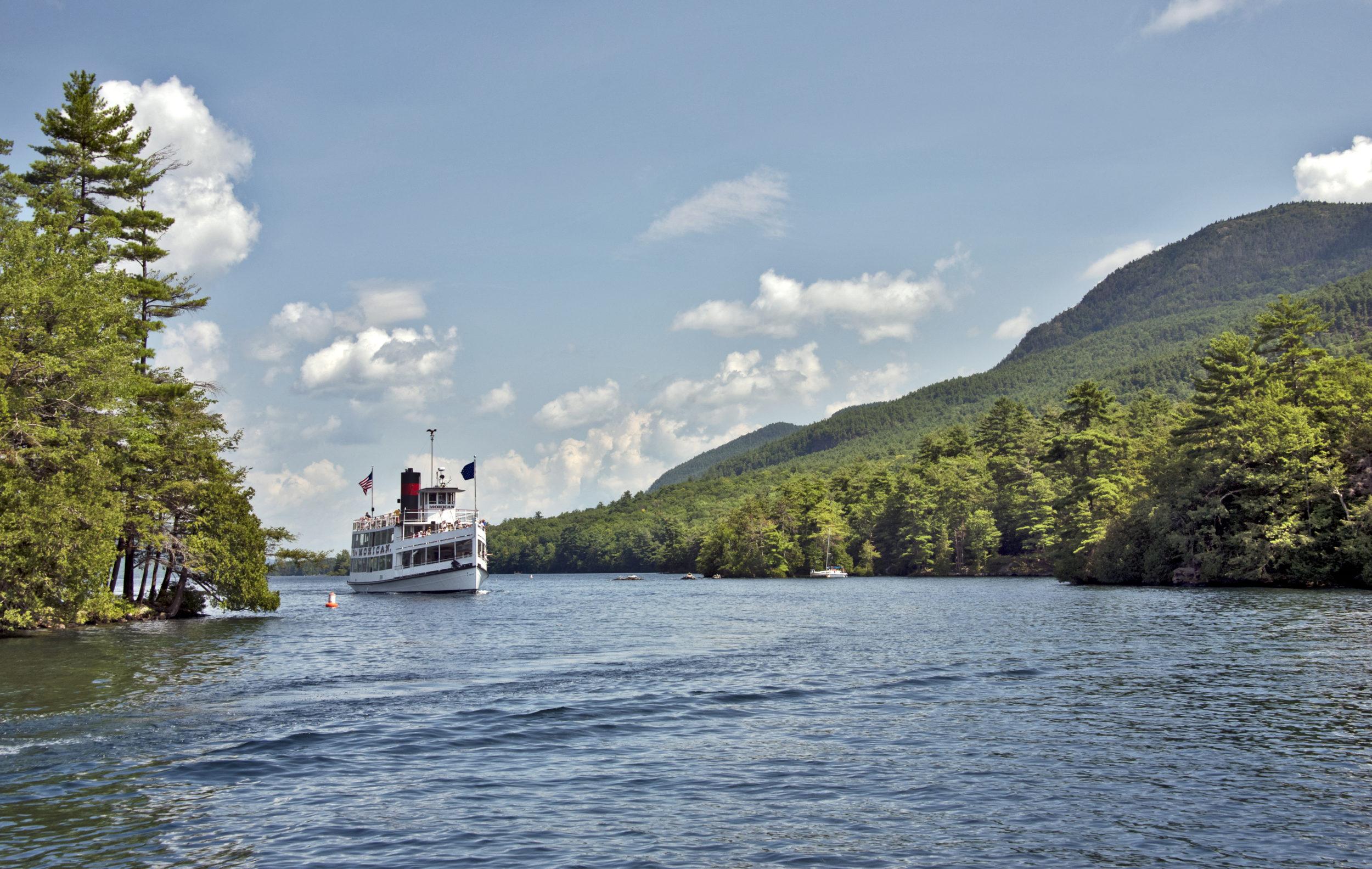 mohican full lake cruise