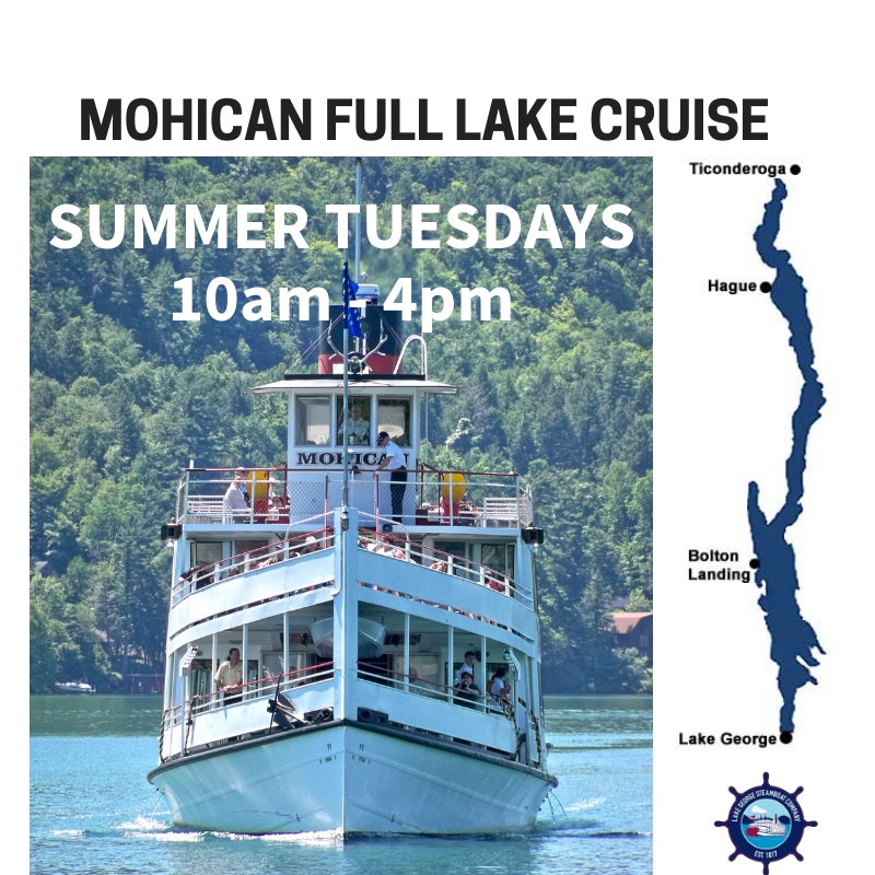 mohican tuesday full lake