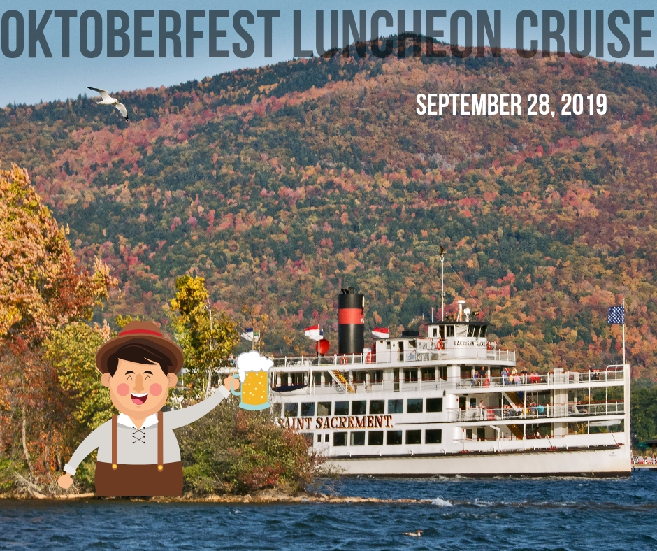 oktoberfest lunch crusie