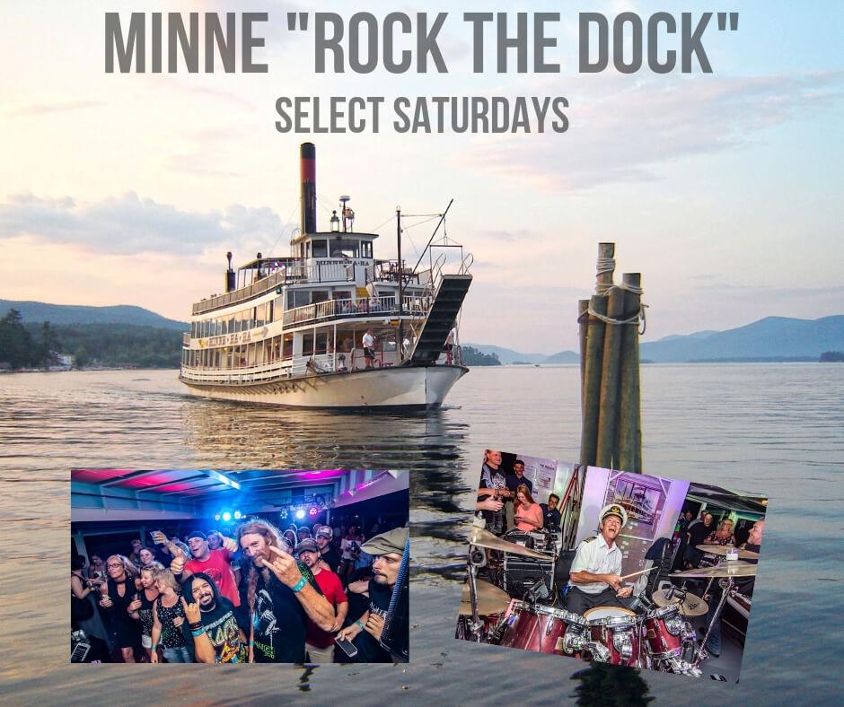 Minne Ha Ha Rock the Dock Cruise