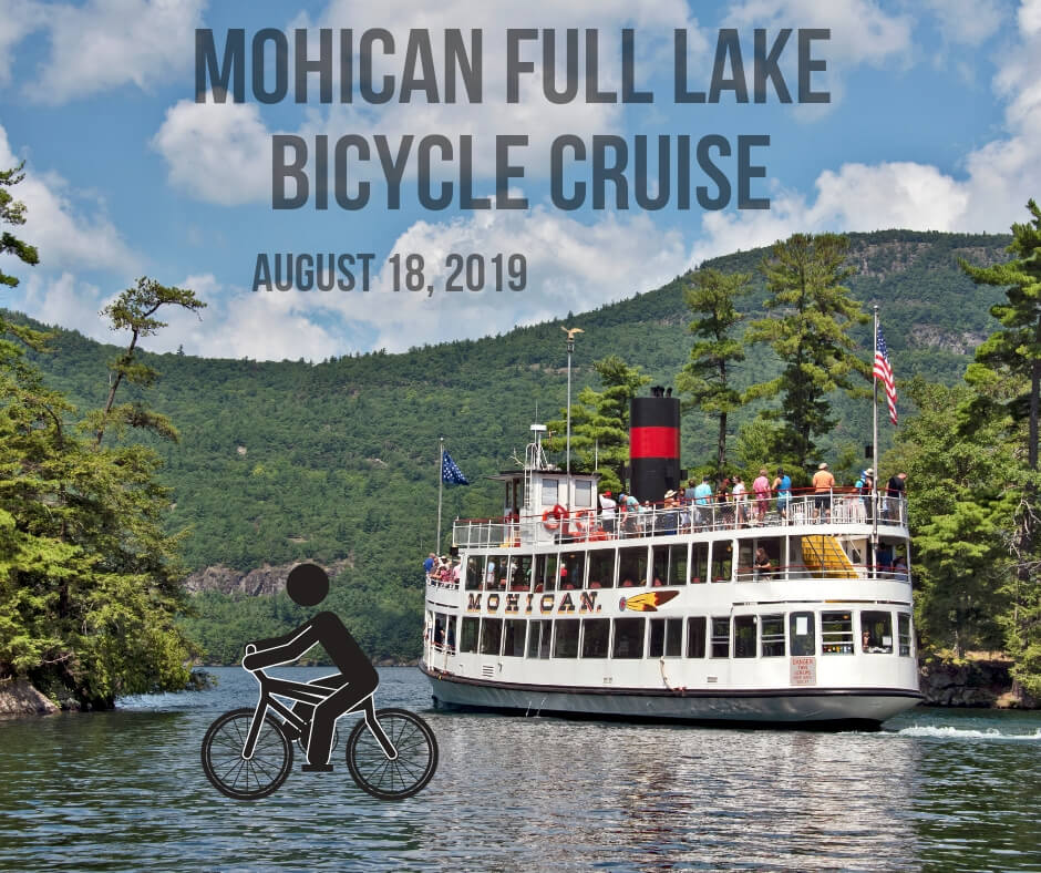 Mohican Full Lake Bicycle Cruise