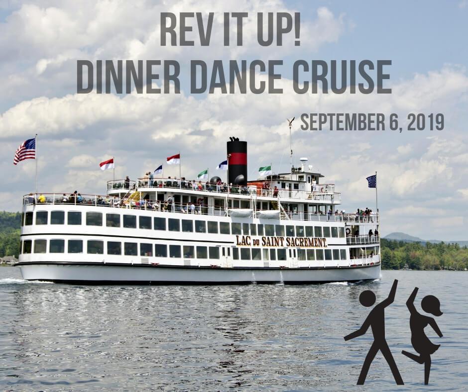 Saint Sacrement Dinner Dance Cruise