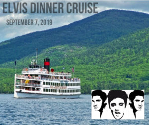 Saint Sacrement Elvis Dinner Cruise