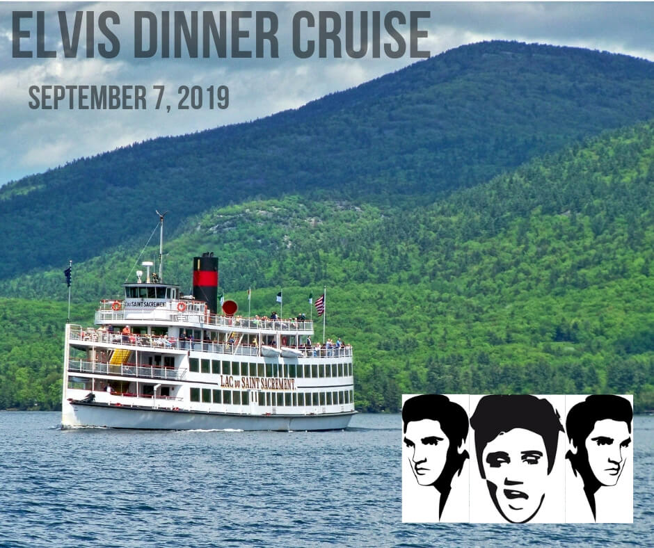 Saint Sacrement Elvis Dinner Cruise