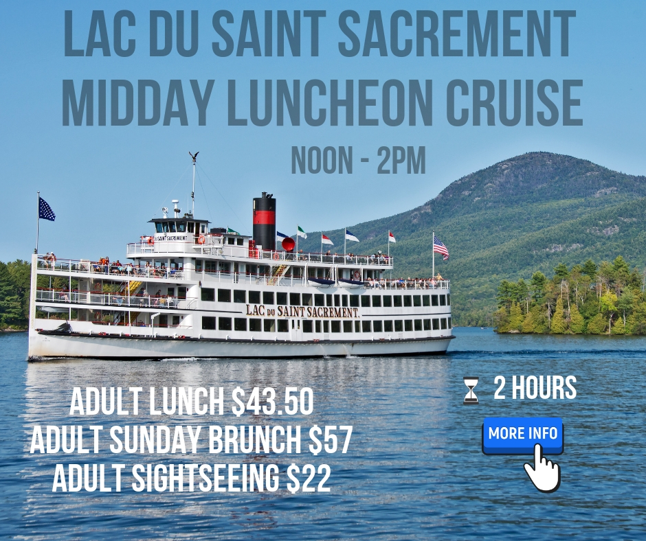 saint midday luncheon cruise click for more info