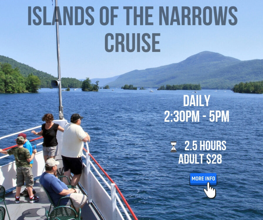 islands of the narrows cruise