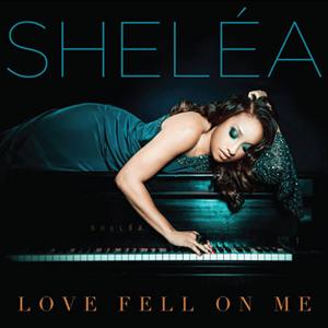 Shelea CD pic of Love Fell On Me 2