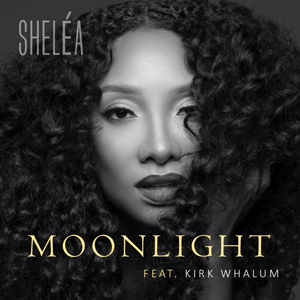 Shelea's CD album 'Moonlight'