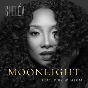 Shelea's CD album 'Moonlight'