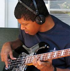 Reggie Hamilton Bass Musician