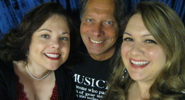 Foolishly in Love: Malcolm Kogut, pianist and Holly McCormack & Stephanie Schneider, Vocalists