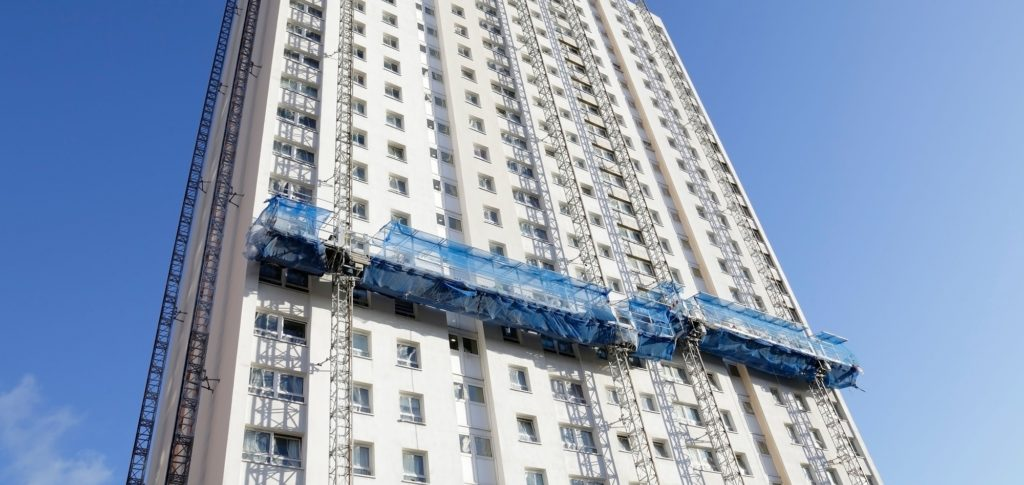 Cladding Repair