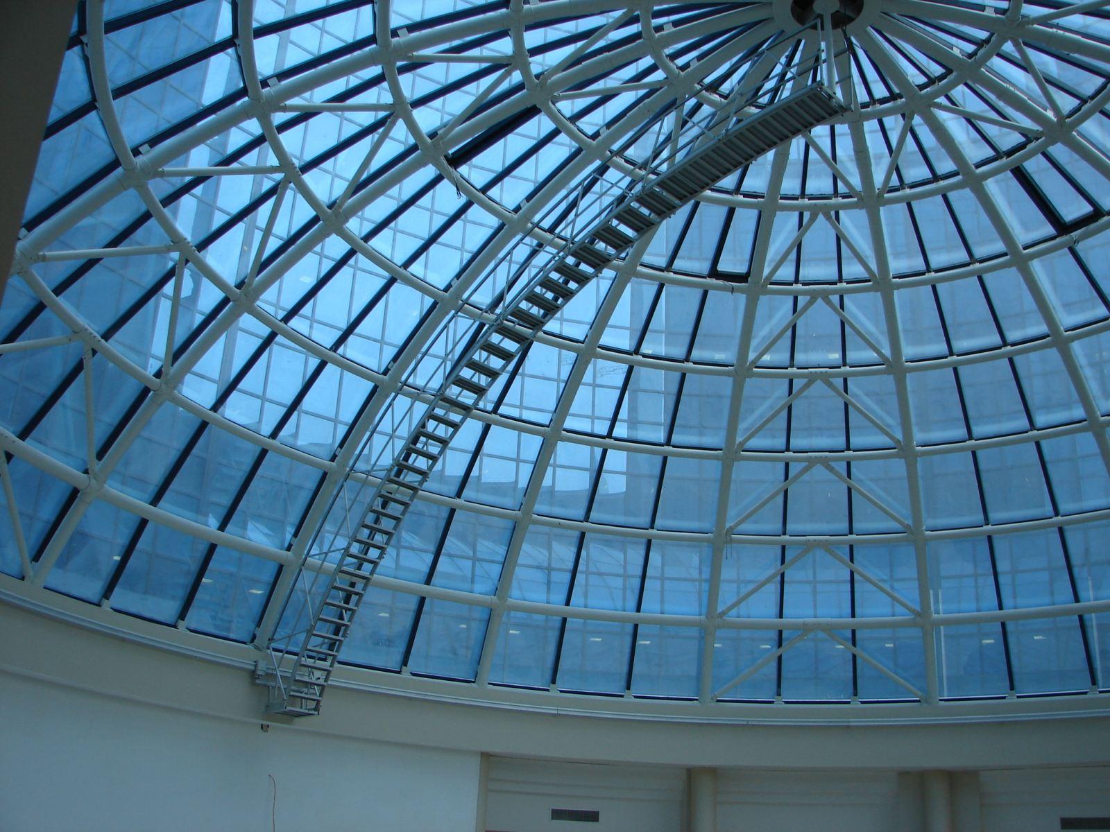 Atrium Glazing Refurbishment