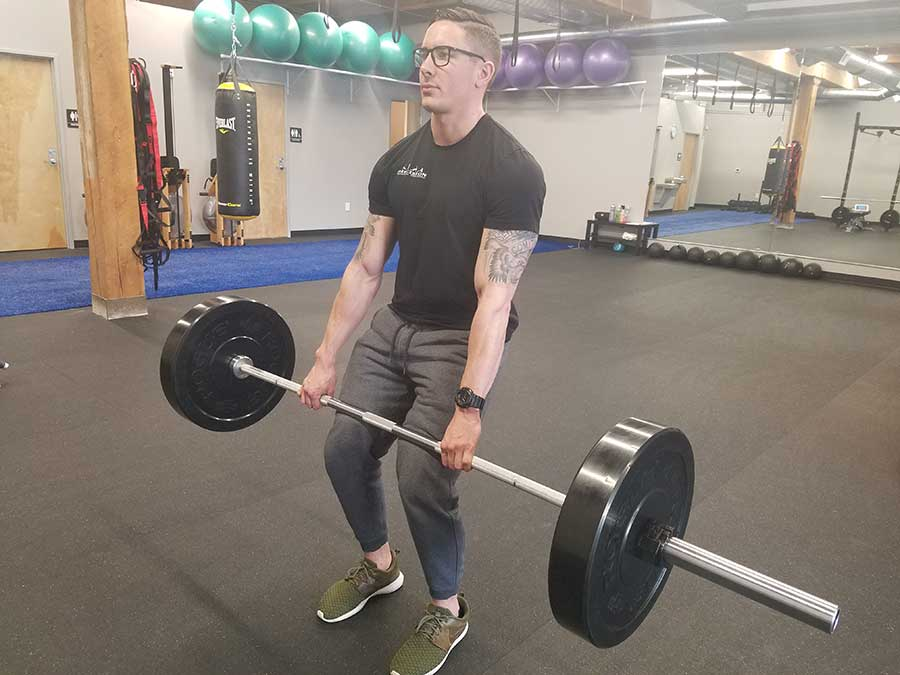 Eccentric (lowering down) hitching