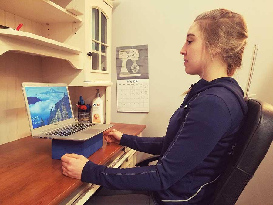 Office Ergonomics, computer and supplies